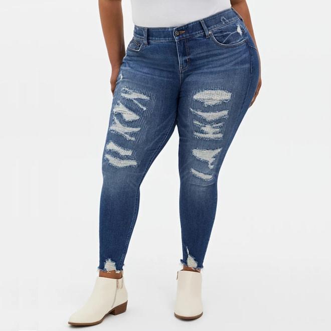 Bombshell Skinny Jean - Premium Stretch