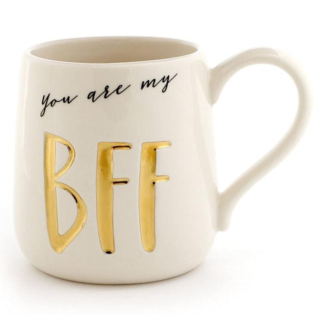 Bff Stoneware Mug
