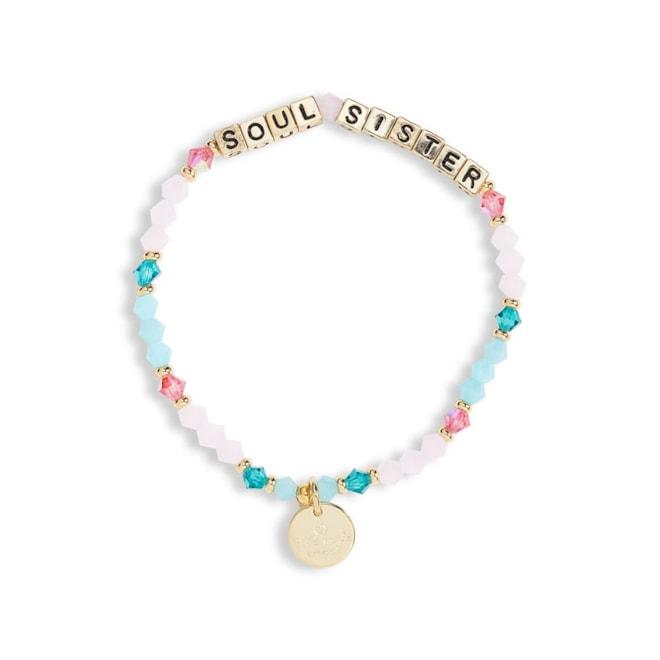 Soul Sister Beaded Bracelet