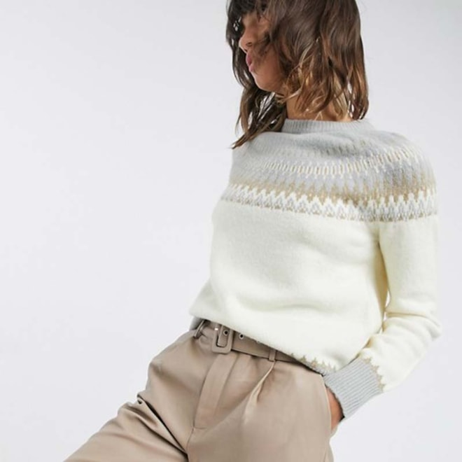 Fashion Union Relaxed Sweater