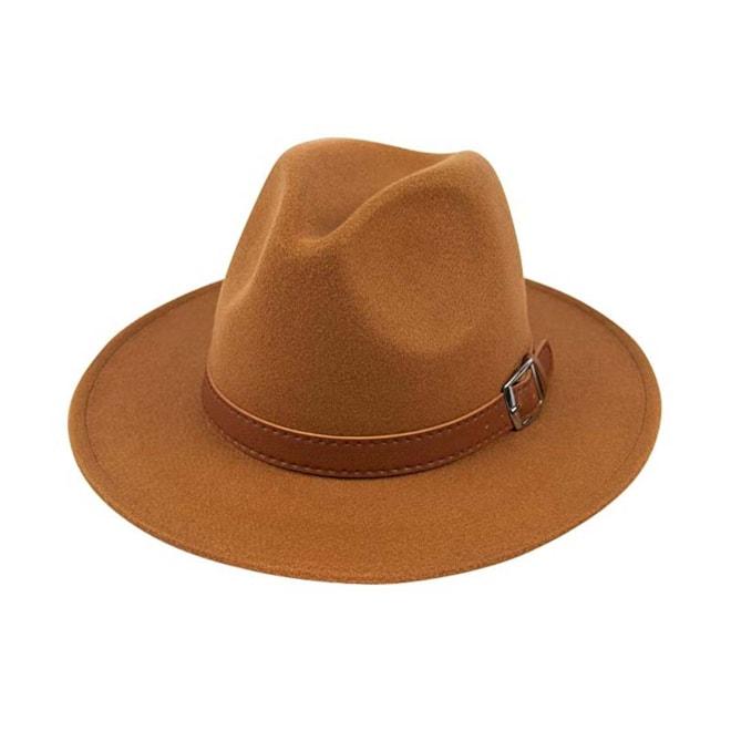Classic Wide Brim Floppy Hat