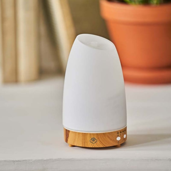 Ultrasonic Cool Mist Aromatherapy Diffuser