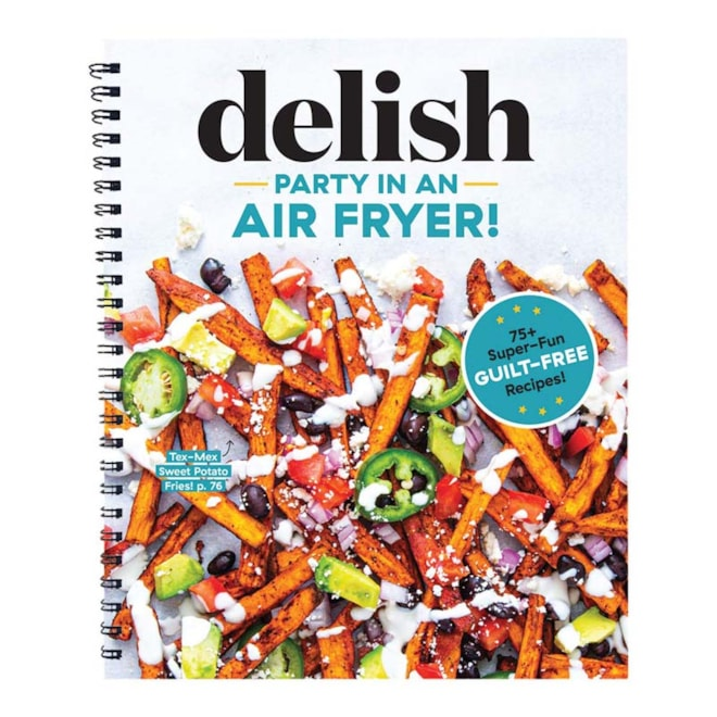 Delish Party in an Air Fryer Cookbook