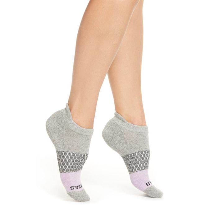 Bombas Colorblock Ankle Socks