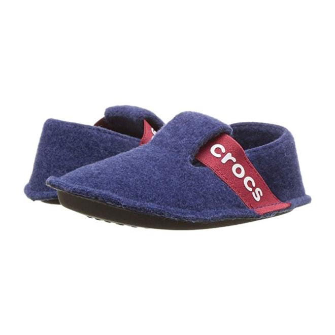 Crocs Kids Classic Slipper (Toddler/Little Kid)