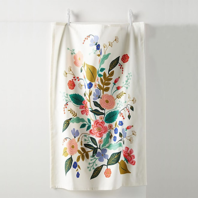 Rifle Paper Co. Tea Towel | Anthropologie