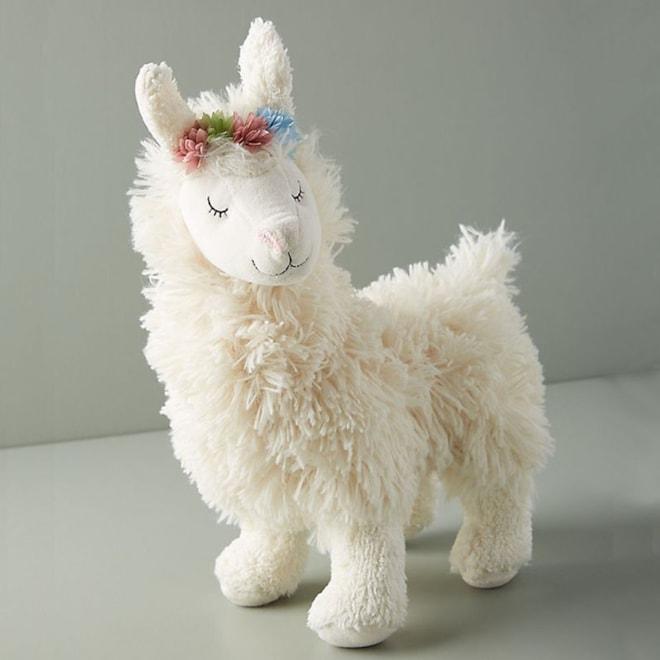 Llama Stuffed Animal