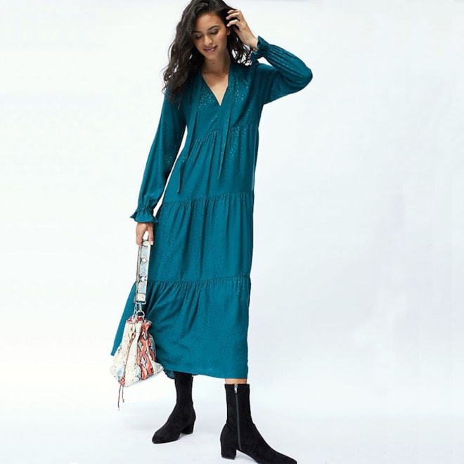 Wendy Tiered Maxi Dress