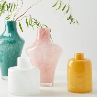 Sunset Vase, Assorted Colors