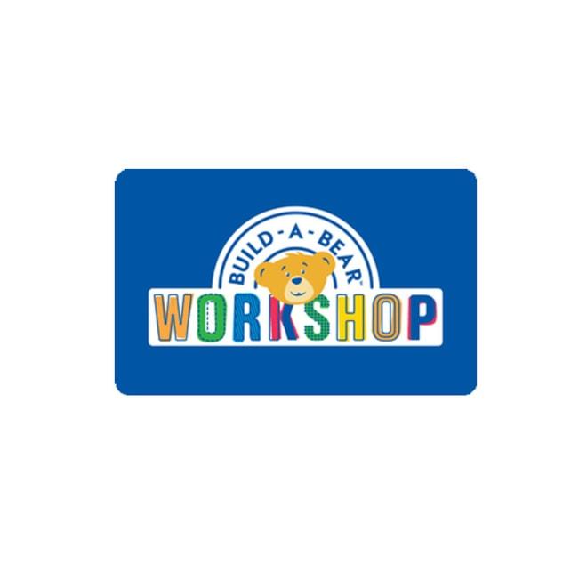 Build-A-Bear Workshop Gift Card