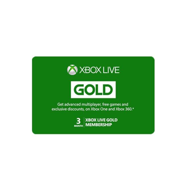 Microsoft Xbox Gift Card