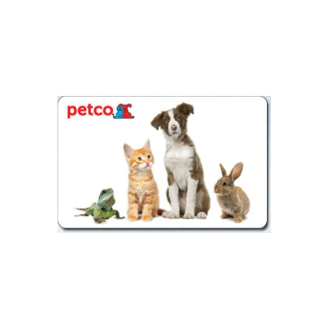 PetCo Gift Cards