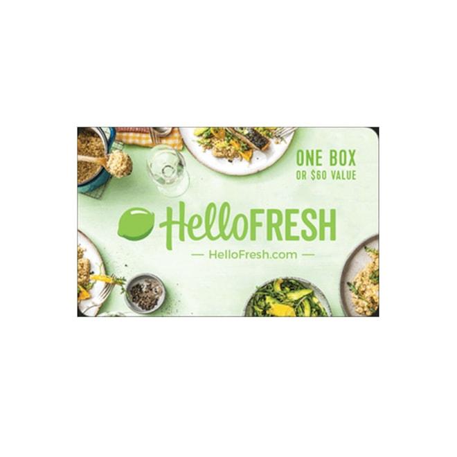 HelloFresh Gift Cards
