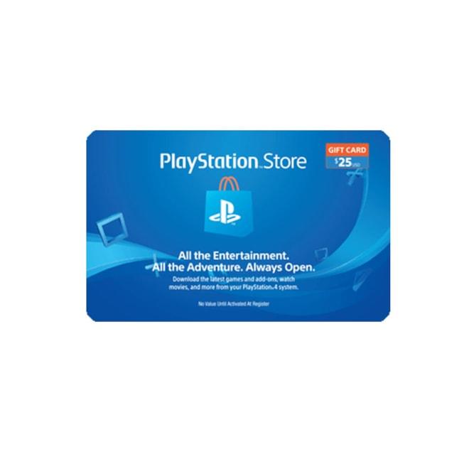 Sony PlayStation eGift Card