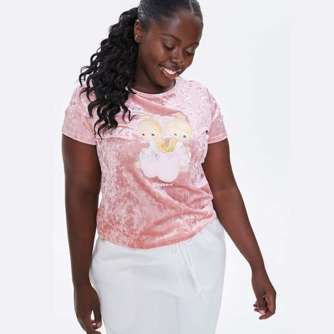 Plus Size Precious Moments Graphic Tee | Forever 21
