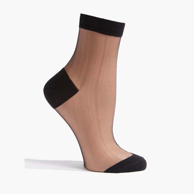 Sheer Mesh Ankle Socks | Forever 21