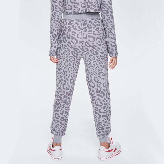 Leopard Print Pajama Pants | Forever 21