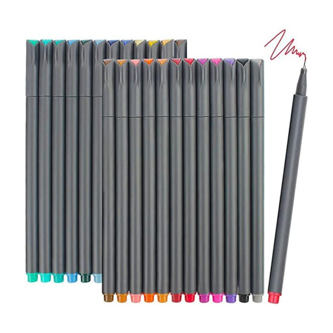 Fineliner Pen Set