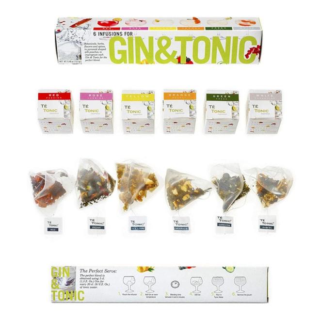 Gin & Tonic Té Tonic Gift Set