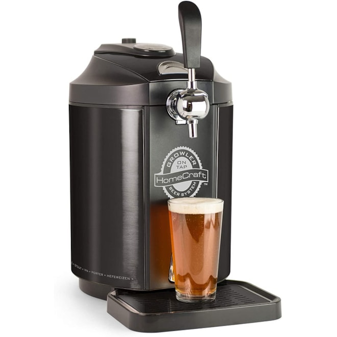 Homecraft Stainless Mini Kegerator Cooling System