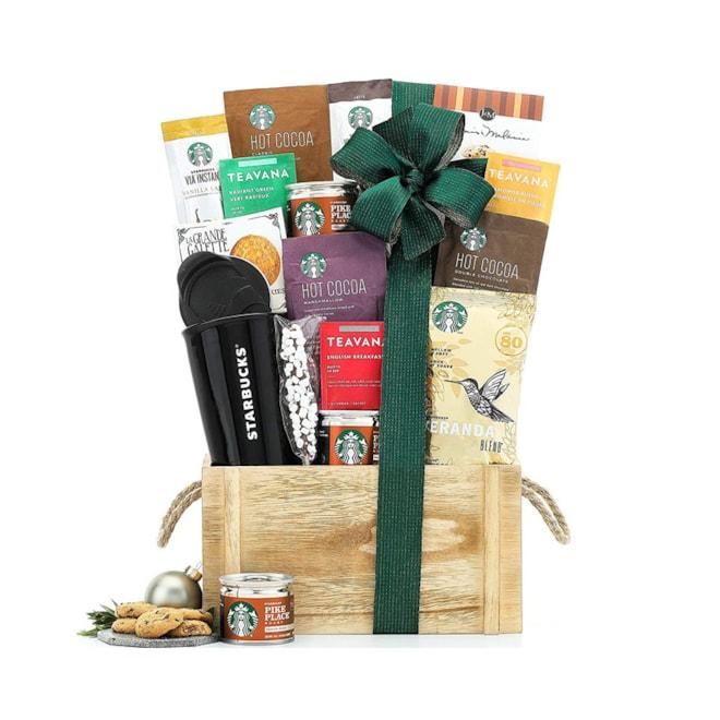 Starbucks Eye Opener Gift Basket