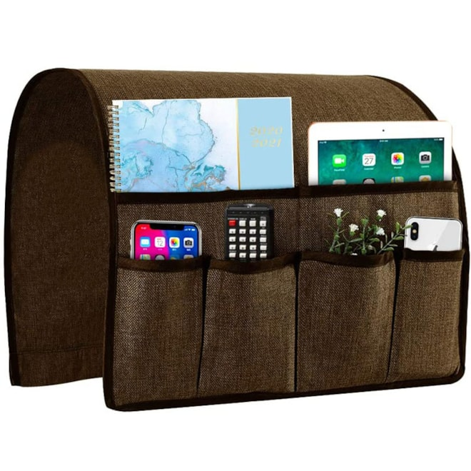 Sofa Armrest Pocket Organizer