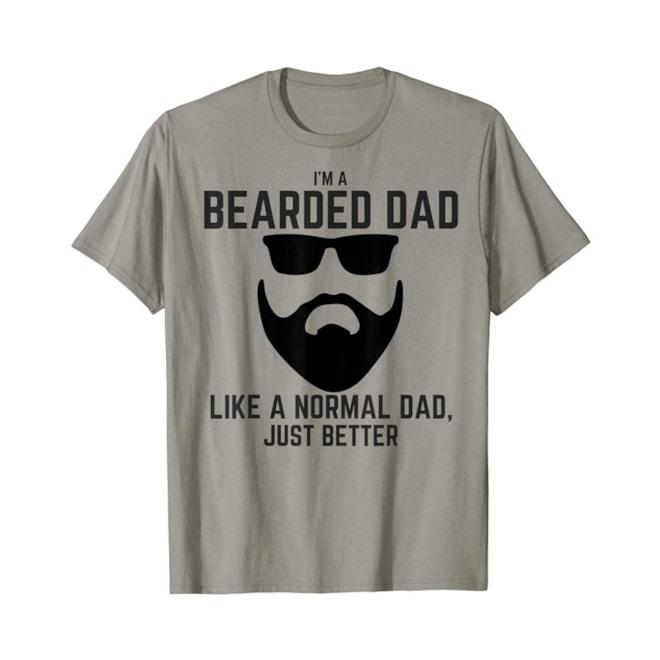 Bearded Dad Shirt