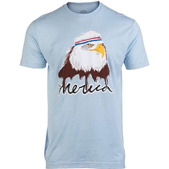 USA Mullet Eagle Merica Unisex T-shirt