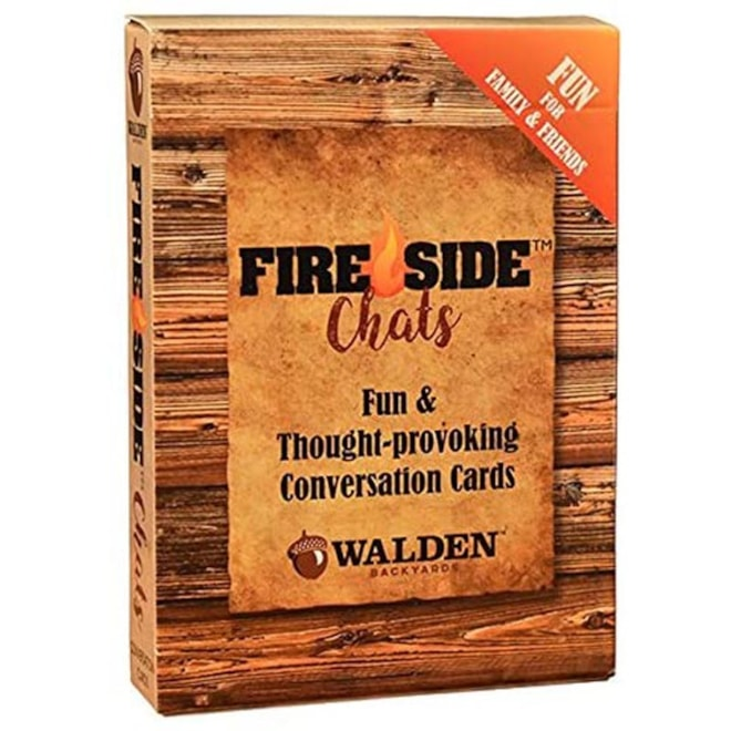 Fire-Side Chats Conversation Starters