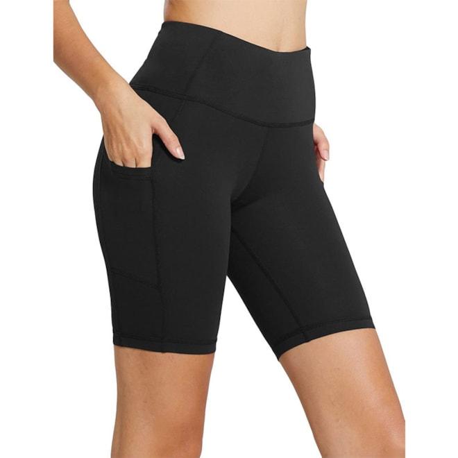 High Waist Workout Yoga Shorts