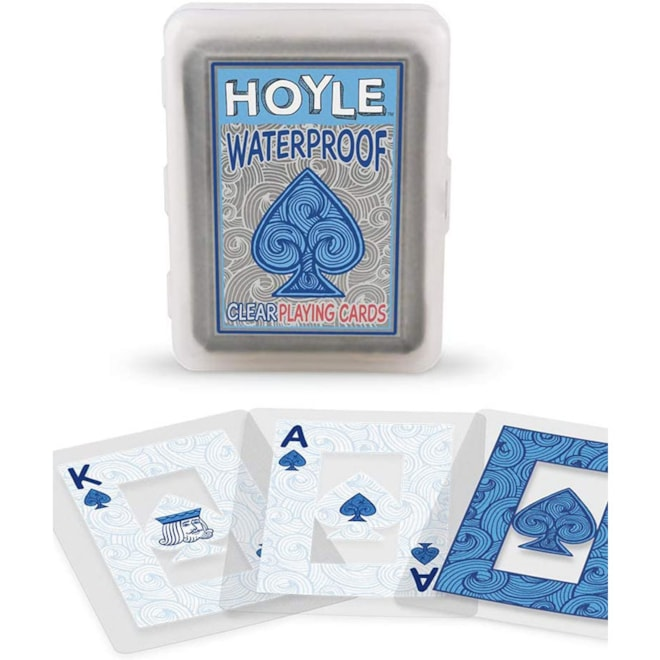 Waterproof Plastic Playing Cards