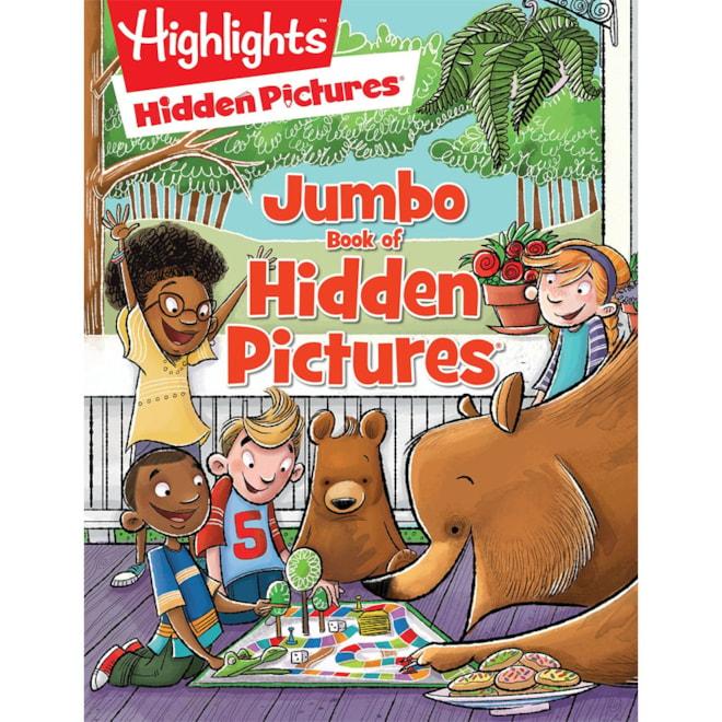 Highlights Jumbo Book of Hidden Pictures