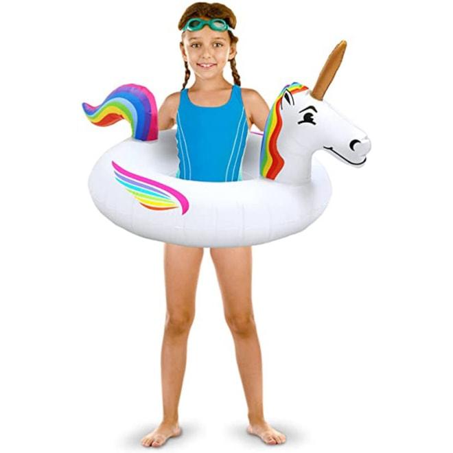Jr. Kids Unicorn Pool Float