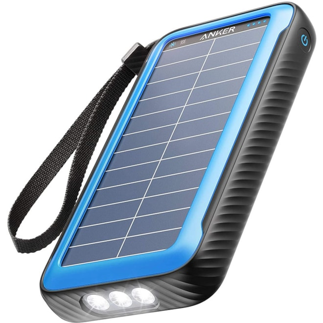 Anker Solar Power Bank & Light