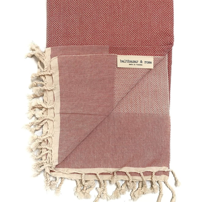 Balthazar & Rose (PRODUCT)RED Fouta