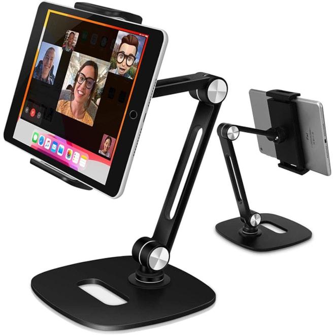 B-Land Adjustable Tablet Stand, Desktop Tablet Holder Mount Foldable Stand, 360