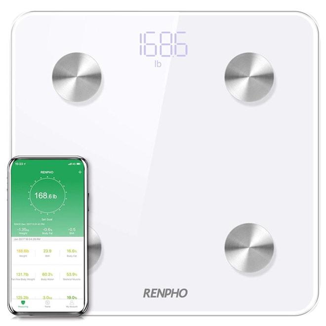 Bluetooth Smart BMI Scale