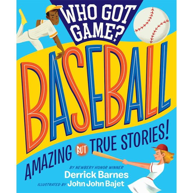 Book: Who Got Game?