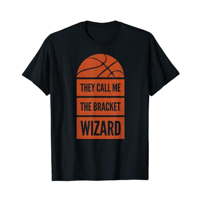 Bracket Wizard T-Shirt