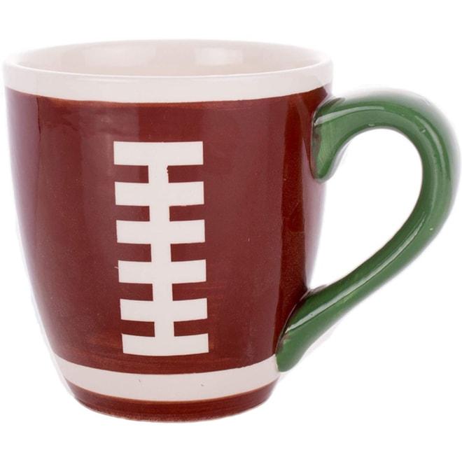 Ceramic Coffee Mug Football