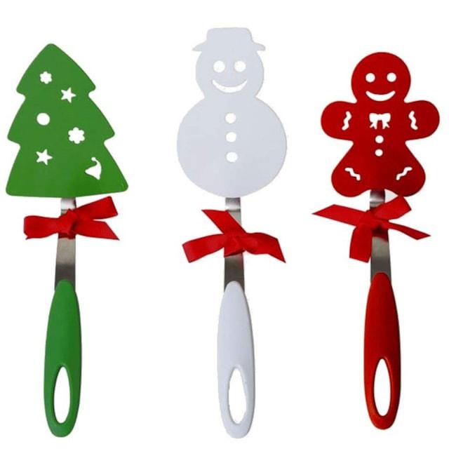 Christmas Cookie Spatulas