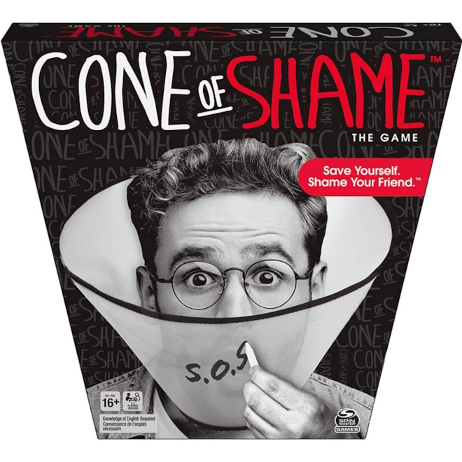 Cone of Shame Guessing Party Game