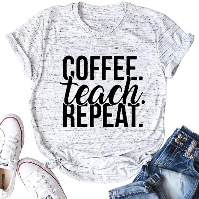 Coffee. Teach. Repeat.