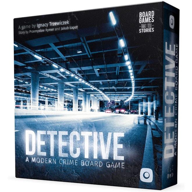 Detective A Crime Board Game