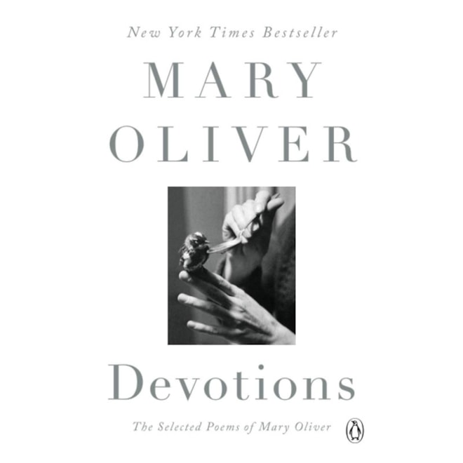 Devotions: The Selected Poems of Mary Oliver Oprah's Book Club