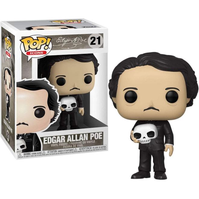 Edgar Allan Poe Funko Pop! Icons