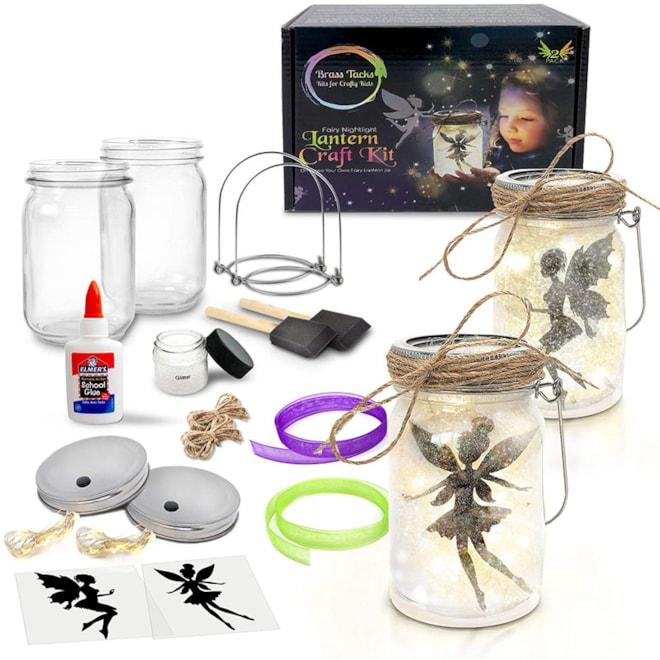 Fairy Nightlight Lantern Craft Kit