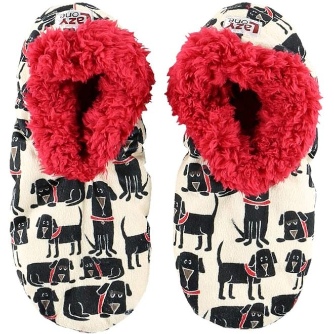 Fuzzy Feet Slippers