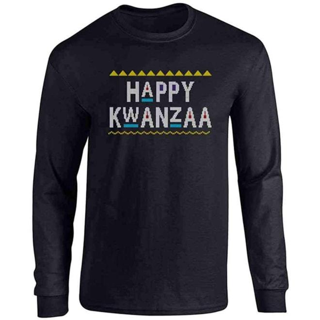 Happy Kwanzaa Sweater