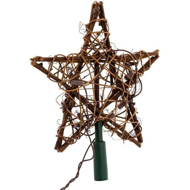 Indoor Rattan Natural Star Treetop